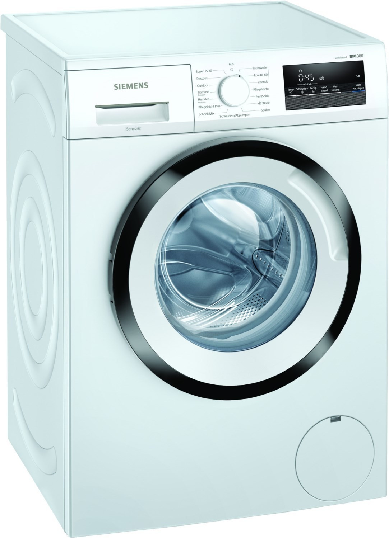 SIEMENS WM14N122 Voorlader wasmachine 1