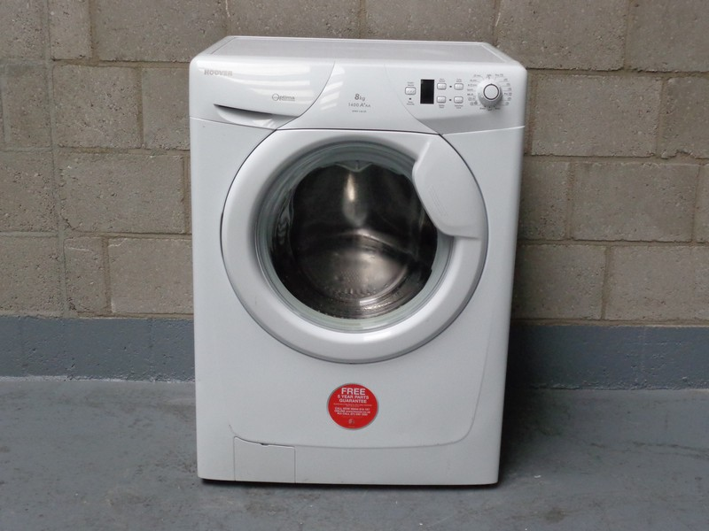 Hoover HOOVER WMH 148DF Wasmachine 1400T 8kg! - Refurbished)   Welhof 1