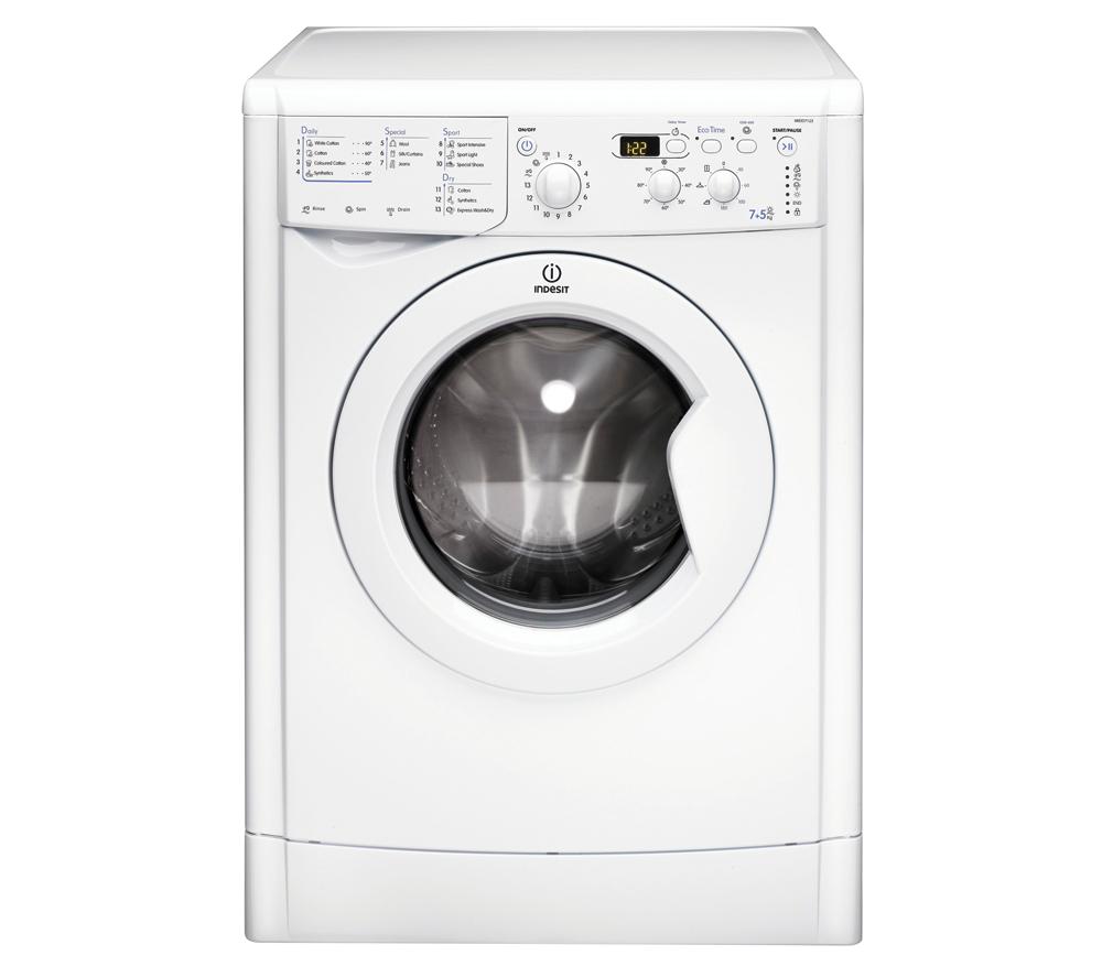 Indesit INDESIT IWDD7123 Wasmachine 1200t 7KG - Refurbished) | Welhof 1